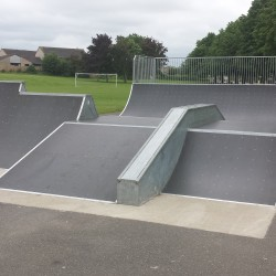 HIGHLINE Skate Park Manufacturer UK