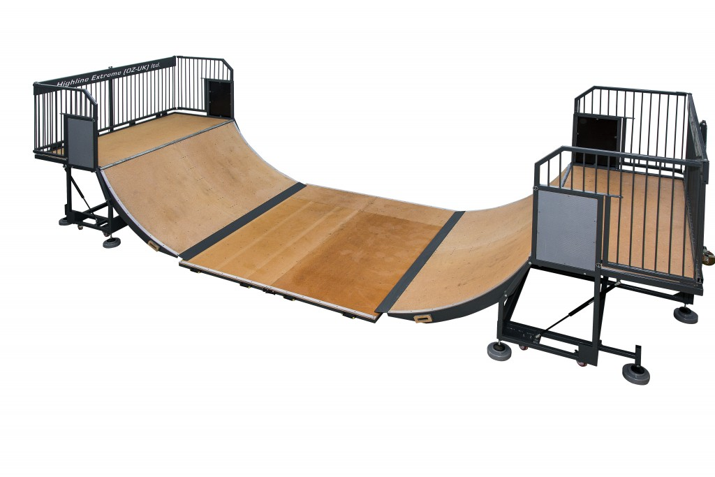 mobile skate park highline extreme. Black Bedroom Furniture Sets. Home Design Ideas