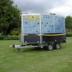 HIGHLINE Mobile Climbing Walls UK