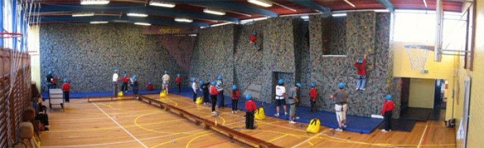 Fixed Climbing Walls Manufacturers - NORFOLK