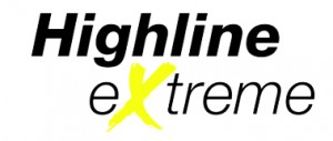Highline Extreme Vector Logo Yellow